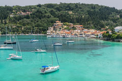 Loggos Bay Stock Photography