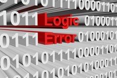 Logic error Stock Photography