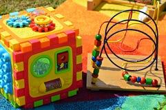 Logic toys Stock Image