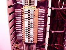 Logica programmabile Controler Fotografie Stock Libere da Diritti