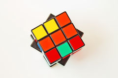 Logical cube Stock Images