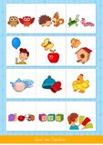 Logical rows for kids