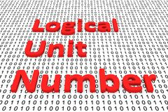 Logical unit number Stock Photography