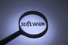 logiciel Images stock
