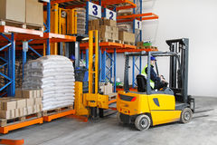 Logistic Royalty Free Stock Images