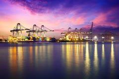 Logistic Stock Photo