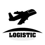 Logistic design. Shipping and Delivery conception Royalty Free Stock Photography