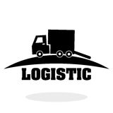 Logistic design. Shipping and Delivery conception Royalty Free Stock Photo