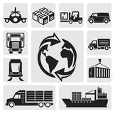 Logistic & shipping Stock Photography