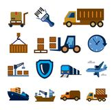 Logistic and shipping Stock Photography