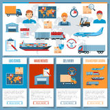 Logistic And Transportation Concepts Stock Photo