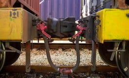 Logistica e trasporto della nave del trasporto del carico Fotografia Stock Libera da Diritti