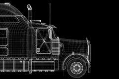 Logistica - trasportando illustrazione di stock