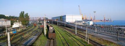 Logistico Fotografie Stock