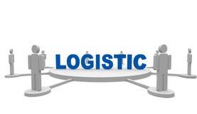 Logistico illustrazione vettoriale