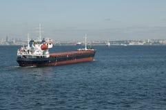 Logistico e trasporto Fotografia Stock