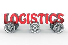 Logistics concept Royalty Free Stock Photos