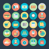 Logistics Delivery Vector Icons 3 Royalty Free Stock Photos