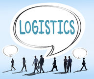 Logistics Freight Transportation Shipping Business Concept Royalty Free Stock Photo