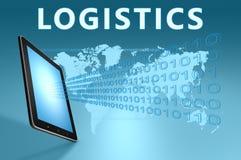 Logistics Royalty Free Stock Image