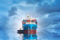 Logistics and transportation Stock Photography