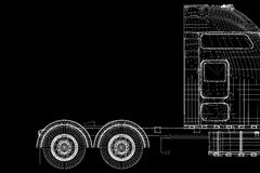 Free Logistics - Trucking Royalty Free Stock Image - 41522136