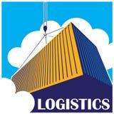 logistik vektor abbildung