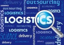 Logistik Bb Stockfoto
