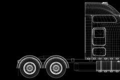 Logistik - tauschend lizenzfreies stockbild