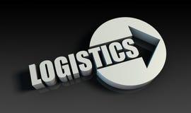 Logistique Image libre de droits