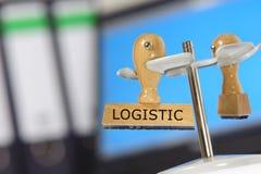 Logistisch stock foto
