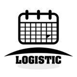 Logistisch ontwerp Het verschepen en Leveringsconceptie Royalty-vrije Stock Afbeeldingen