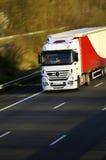 Logistische snelheid Stock Foto