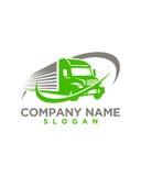 Logistischer Logo Template Stockbilder