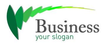 Logo écologique illustration libre de droits