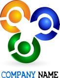 Logo élégant Photo libre de droits