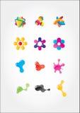 Logo_01 Fotografia Stock Libera da Diritti