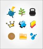 Logo_05 Stock Photos