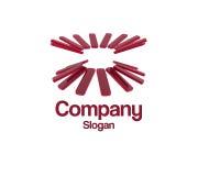 Logo royalty free stock photo