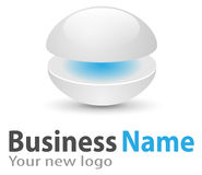 Logo Royalty Free Stock Photo