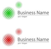 Logo 3d Photos stock