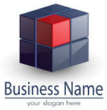Logo 3d Stock Photos