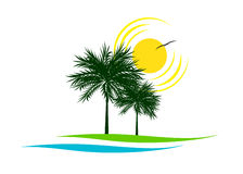 Logo. Royalty Free Stock Photo