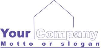 Logo. Company Logo for new company Royalty Free Stock Images