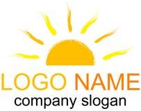 Logo Photographie stock