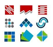 logo vektor illustrationer