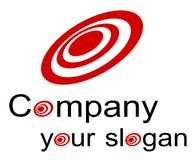 logo Fotografia Stock
