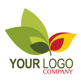 Logo. To your company or environment project Royalty Free Stock Image