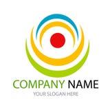 Logo Image stock