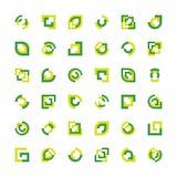 Logo. Vector design elements or logos stock illustration